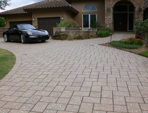 Paver Patios Granite Bay